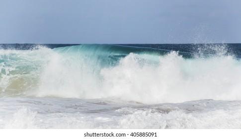 Wave at Bondi Beach, Sydney Australia