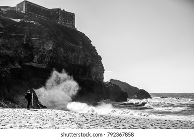 Wave in Nazare
