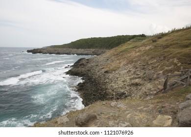 Waves on the Black sea. ZONGULDAK/TURKEY