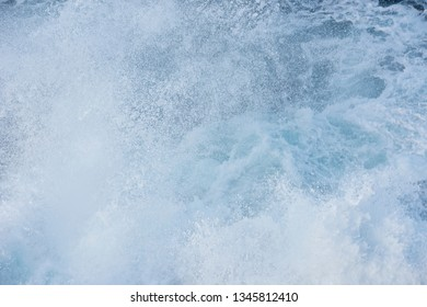 Waves at Watson Bay, Sydney, Australia