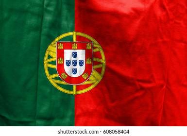 Waving Flag: Portugal