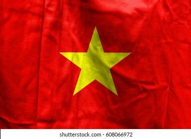 Waving Flag: Vietnam