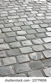 wavy brick walkway #6