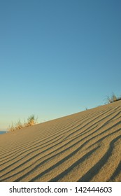 wavy dune