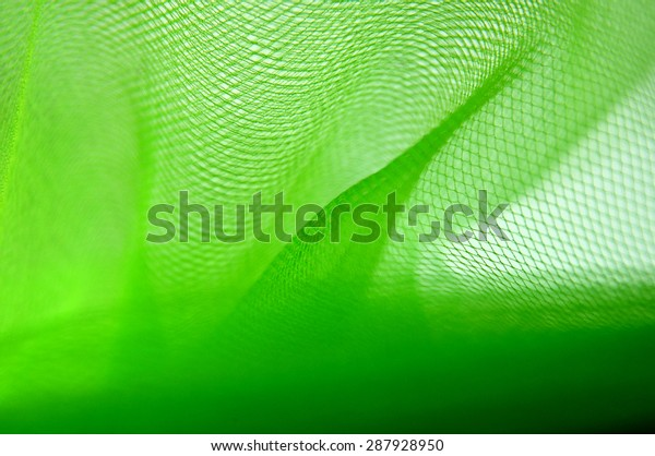 Wavy green background and texture with checkered pattern