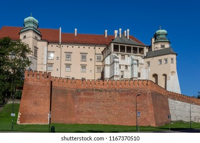 Wawel - Royal Castle in Cracow - Poland