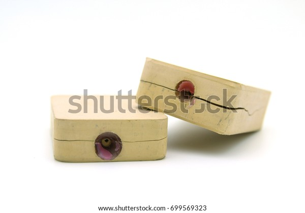 Wax Jewelry Mold Stock Photo (Edit Now) 699569323