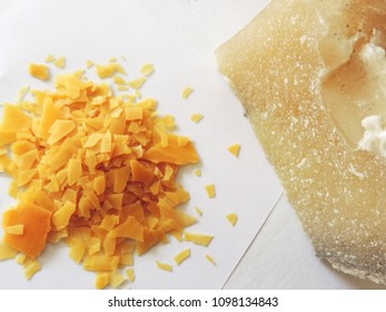 Waxes for encaustic