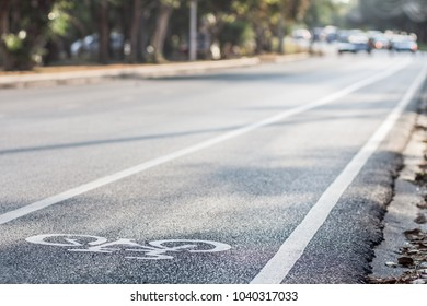Way for Bicycle to run