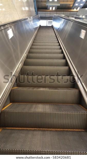 Way up to the floor