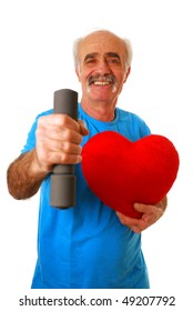 Way to a healthy heart through exercise
