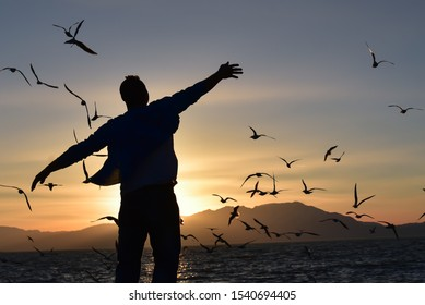 the way of life of a man who finds freedom and peace within himself