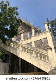 The way to Tempel in Huahin