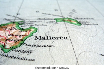 The way we looked at Mallorca in 1949.
