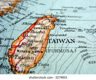 The way we looked at Taiwan in 1949.