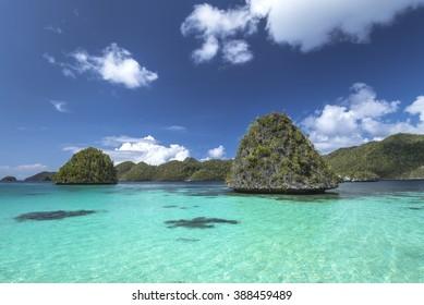 Wayag Icon, Raja Ampat, West Papua