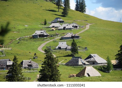We all think that  is the most beautiful view on Velika Planina.