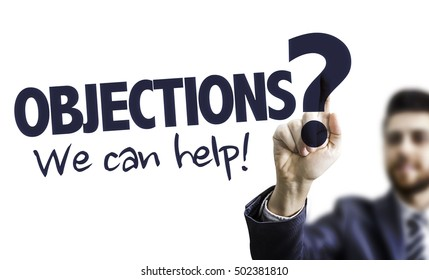 Objections? We Can Help!