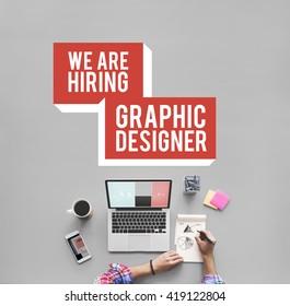 Image result for hiring Graphic Designer