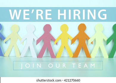We are hiring / Join our team