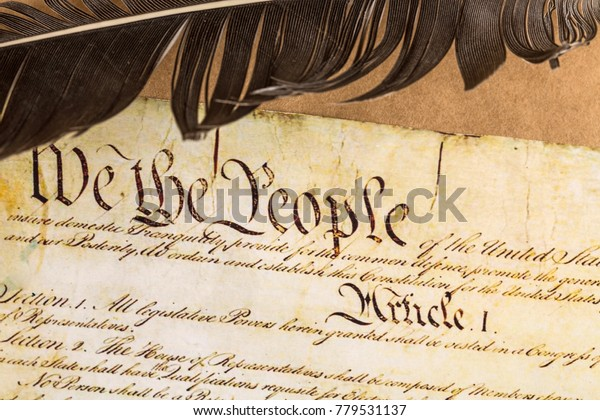 We the People, Constitution concept