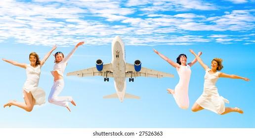 We wanna fly!