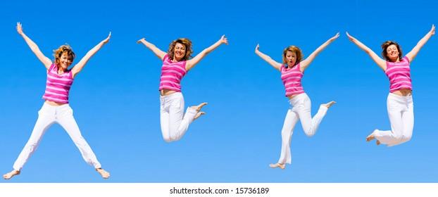 we wanna jump higher