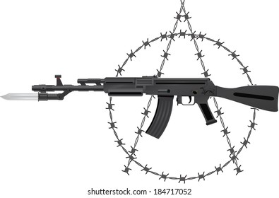 weapon of anarchy raster variant
