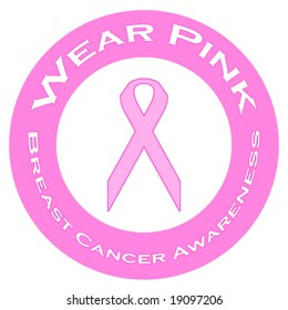 Wear Pink for Breast Cancer Awareness