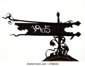 Weathercock 1905