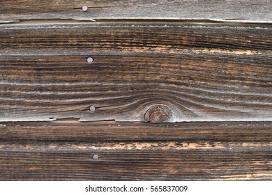 Weathered Barn Wood Closeup