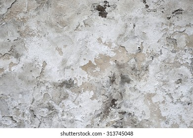 Weathered old grey wall texture
