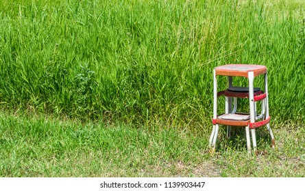 Step Stool Images, Stock Photos & Vectors   Shutterstock