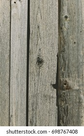 Weathered and Textured Wood
