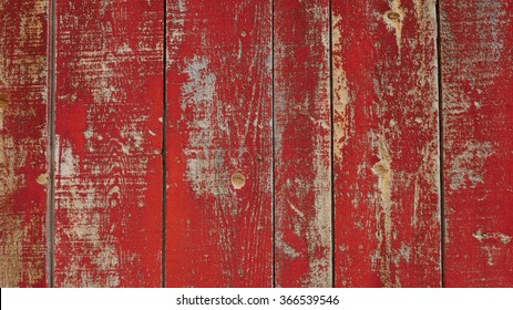 Weathered wood from an old barn
