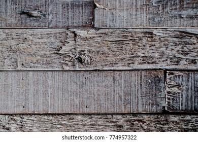 weathered wood panel