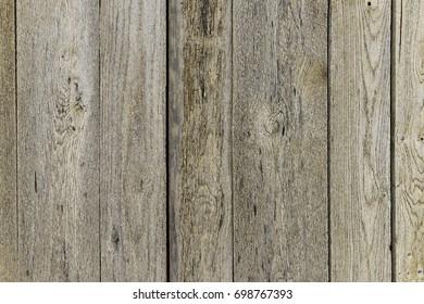 Weathered wood textured door