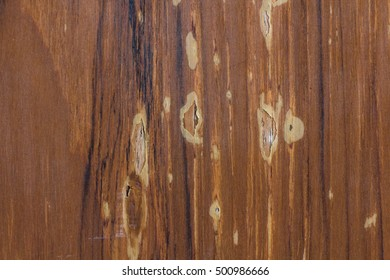 weathered wooden background has skin and surface peeling paint