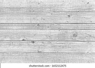 Weathered Wooden Slats Grunge Background