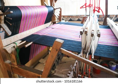 weave or weave cotton cloth or weave silk