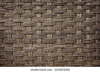 Weaving texture or weaving pattern background. Weaving texture classic retro background for design