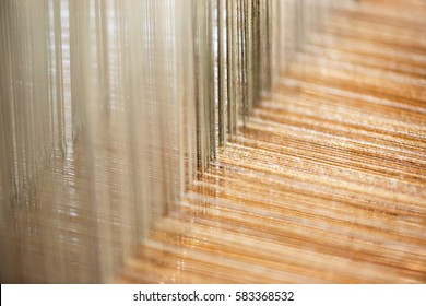 Weaving, traditional crafts,