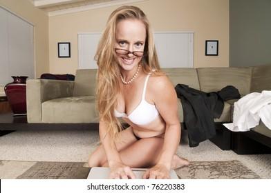 Web Cam Striptease #25