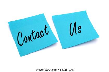 web icon contact us