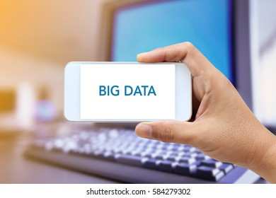 WEB SEARCH CONCEPT : BIG DATA