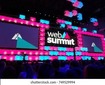 web summit 2017. Lisbon, 6 November 2017
