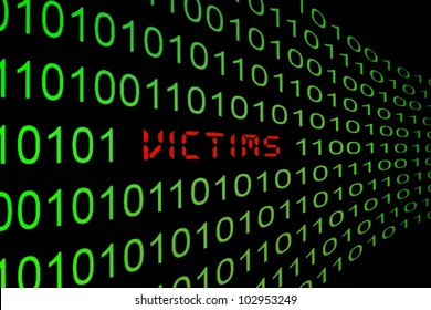 Web victims