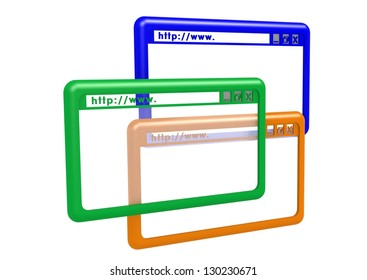 Website browsers