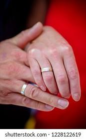 Wedding aniversary rings