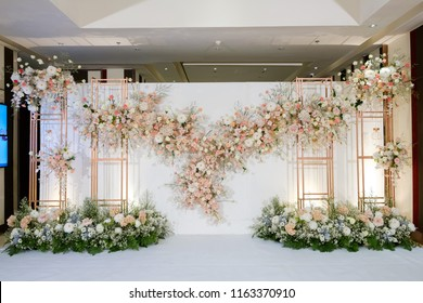 Wedding Stage Images Stock Photos Vectors Shutterstock